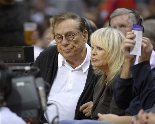 Donald Sterling Seeks Divorce from Estranged Wife