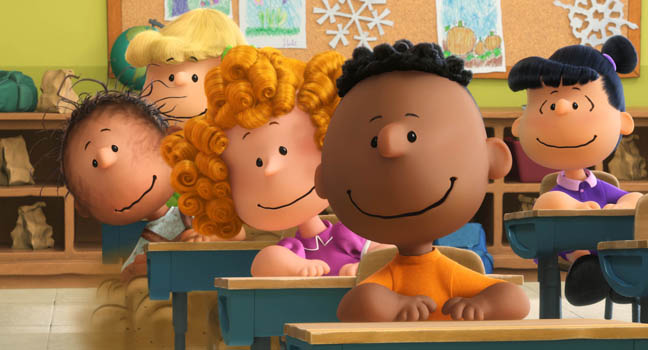 Peanuts Celebrates Its First African American Character