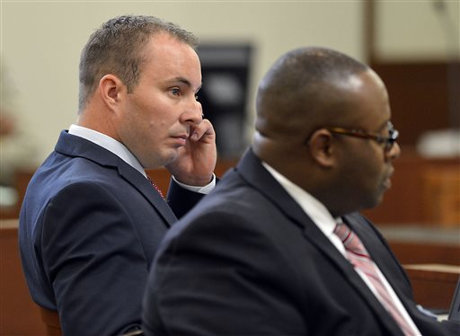 Prosecutor: White Officer Panicked Before Shooting Black Man