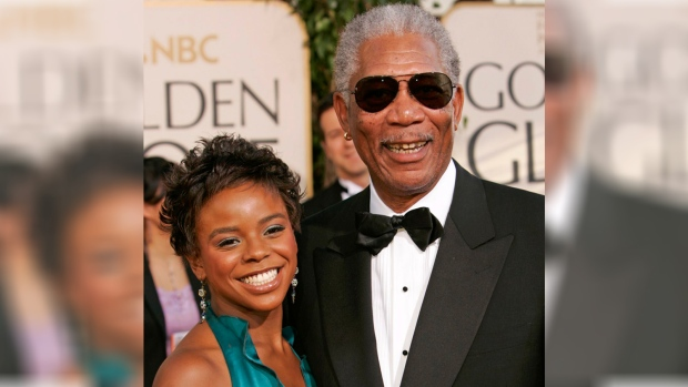 Morgan Freeman Mourns Granddaughter Found Stabbed to Death. Boyfriend Charged.