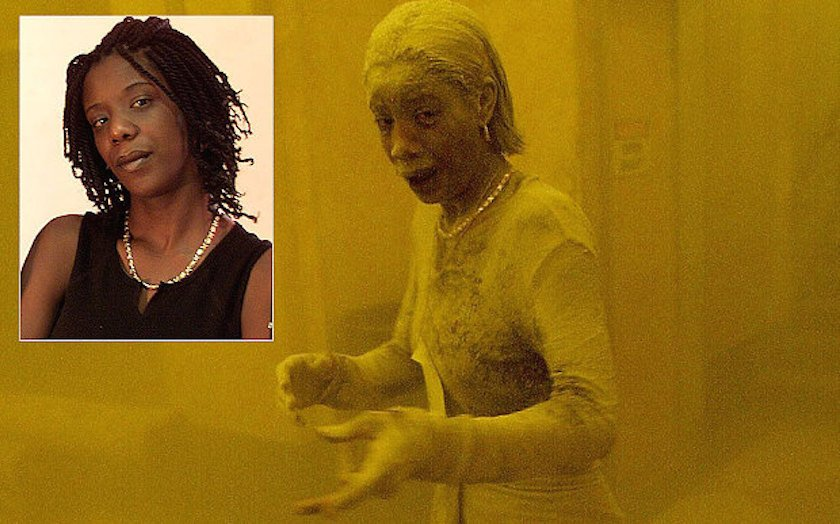 9 11 Dust Lady Marcy Borders Dies Of Cancer