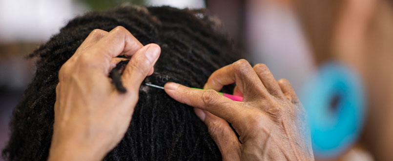 African-American Women in Charge Speak About Natural Hair
