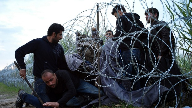 Taking in More Refugees Won't Solve the Syrian Crisis