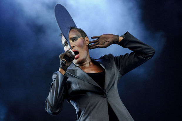 Grace Jones Trashes Beyonce, Miley Cyrus, Rihanna, Madonna in New Memoir