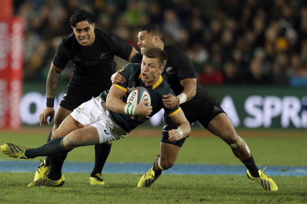 South Africa Rugby Boss Denies Racism in World Cup Team