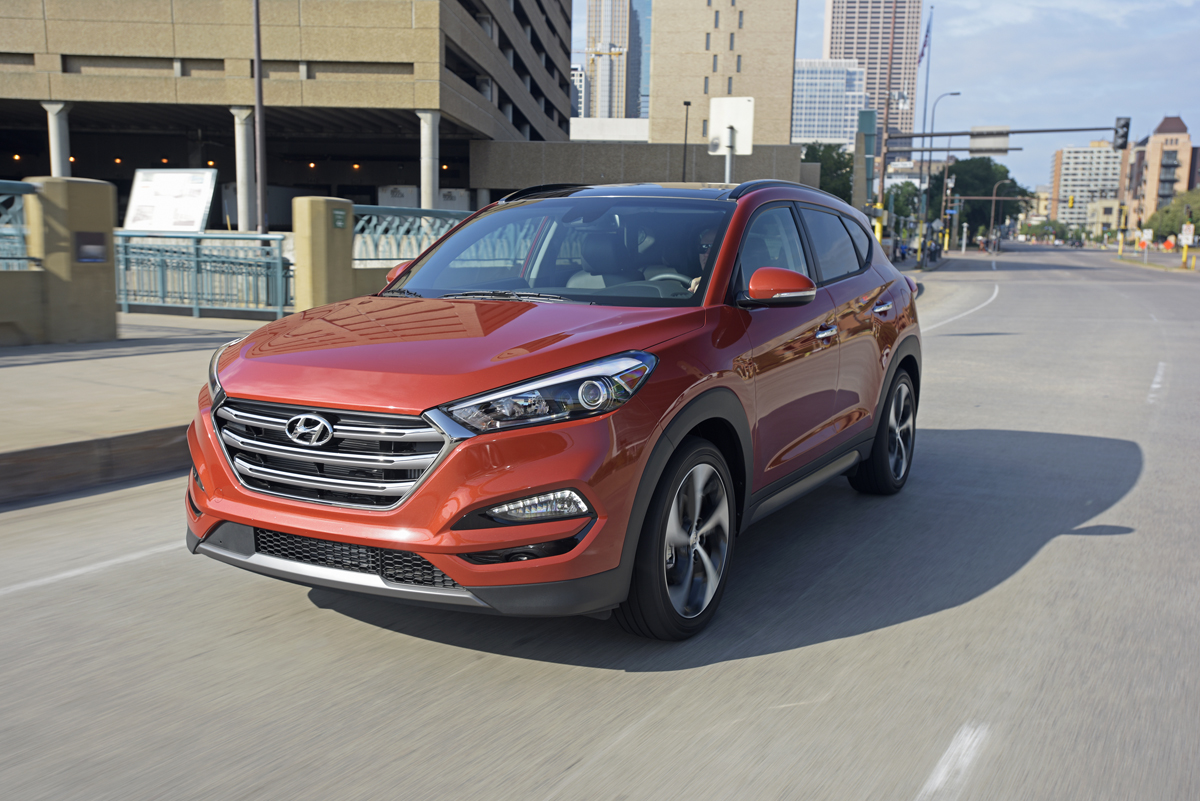 Car Review 2016 Hyundai Tucson Blackpressusa