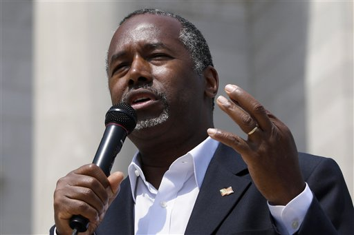 Ben Carson Slams 'Sickening' Black Lives Matter Movement for 'Bullying People'