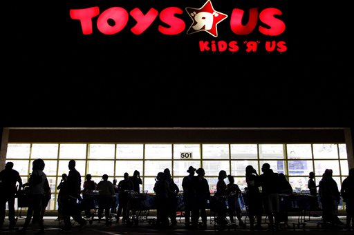 Toys R Us Plans to Hire Fewer Holiday Season Workers