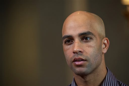 Ex-Tennis Star James Blake: Fire NYC Officer Who Tackled Me