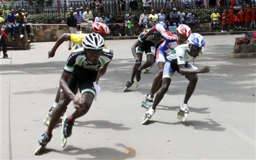 Skating is All the Rage in Kenya's Capital