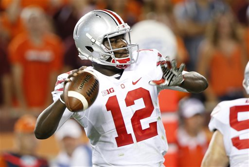 Cardale Jones is the Man at Ohio State, at Least for Now
