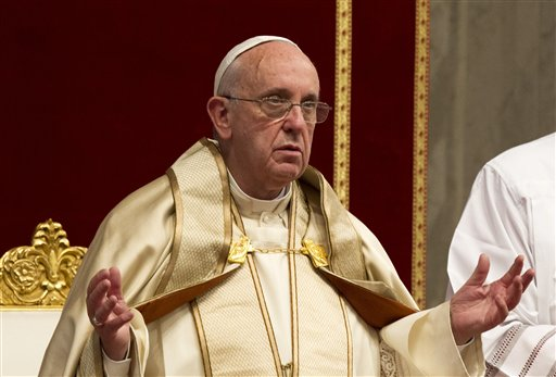 Pope: Priests in Holy Year Can Absolve 'Sin of Abortion'
