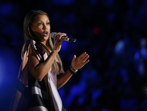 Vanessa Williams Returns to Miss America and Receives an Apology
