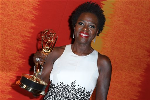 Emmy Noms Set Record With 64% Gain for African-American Actors