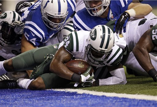 Jets Trying to Stay Grounded After 20-7 Win at Indianapolis