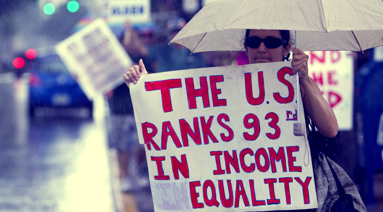 Survey: US More Competitive Globally, But Inequality a Risk