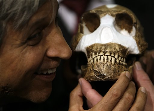 South Africa's New Human Ancestor Sparks Racial Row