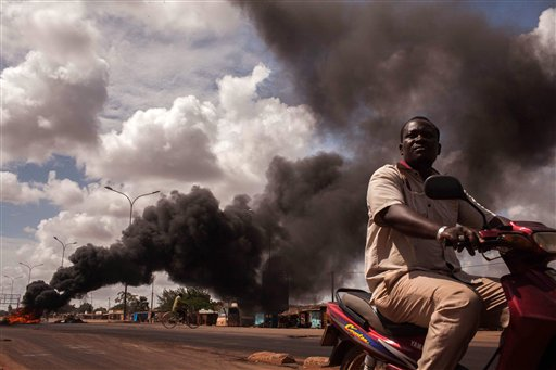 Rival Forces in Burkina Stand-Off Ahead of Mediation Mission