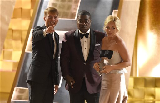 Tracy Morgan's Triumphant Return to the Emmys