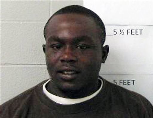Man Shoots Infant Son, Ex-Girlfriend in Alabama Church