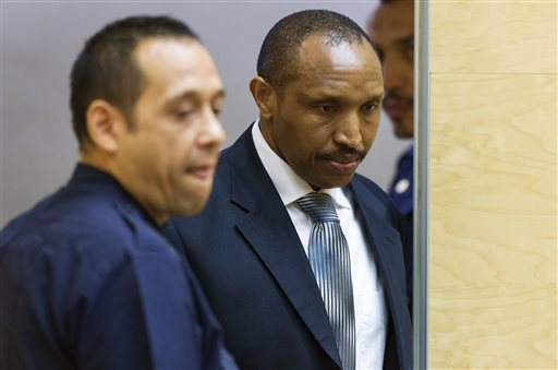 Congo Warlord Bosco Ntaganda Goes on Trial at ICC