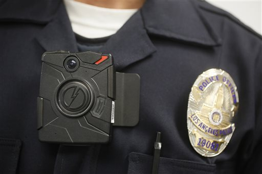 ACLU Wants Feds to Withhold Funds from LAPD for Body Cameras