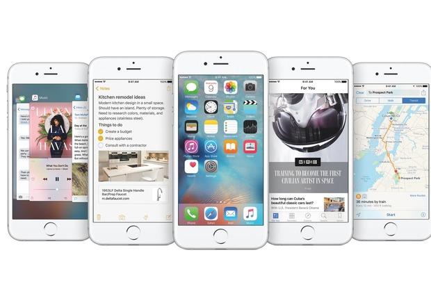 Review: iOS 9 Delivers Polish and Stability