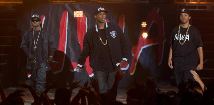 'Straight Outta Compton' Is Highest-Grossing Musical Biopic Of All Time, Just 3 Weeks After Release