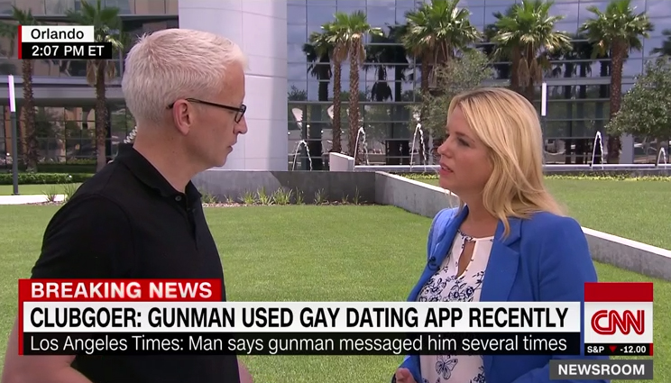 CNN's Anderson Cooper Grills Florida AG Bondi over Gay Rights Record