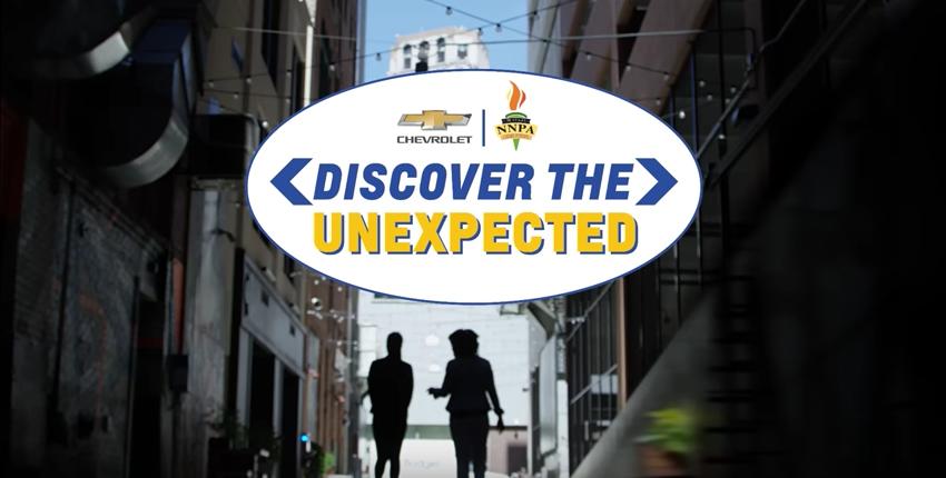 WATCH – #DiscoverTheUnexpected: Washington DC & Detroit | Chevrolet