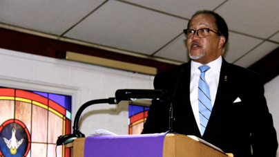 NNPA President and CEO Dr. Benjamin F. Chavis Jr. Talks about the 'Freedom Movement' and the Black Press at Twelfth Street Christian Church