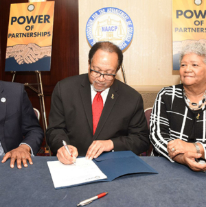 PRESS ROOM: NAACP Announces Key Partnerships During Annual Board Meeting