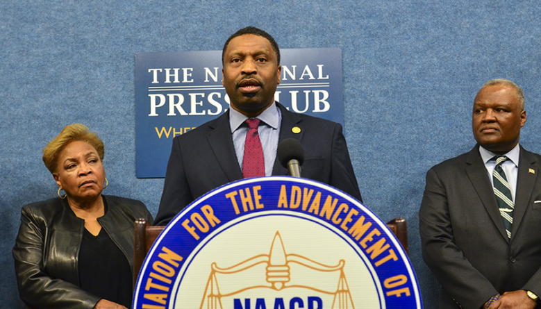"NAACP, Prince George's County File Lawsuit over ""Underfunded, Understaffed"" 2020 Census"