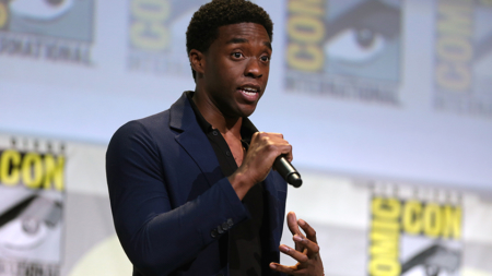 Howard University Graduate Chadwick Boseman to Speak at the School's 150th Commencement Ceremony on May 12