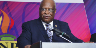 """The Black Press Honors """"Giant in the Automotive Industry"""" James Farmer"""