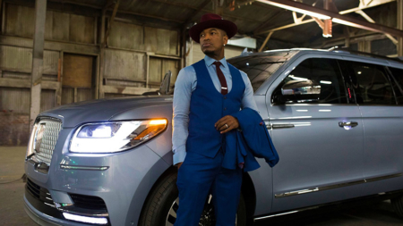 PRESS ROOM: Lincoln Partners with Superstar NE-YO for Music Series Featuring All-New Lincoln Navigator