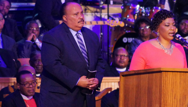 MLK50: 'Mountaintop' Speech Remembrance Summons Crowd for Reflection, Action