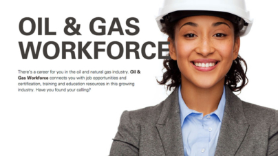 API Launches New Jobs Website Focused on the Oil and Natural Gas Industry
