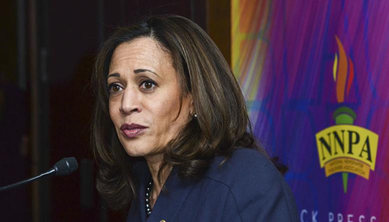 California Senator Kamala Harris Just Announced that She Won't Take Corporate PAC Money