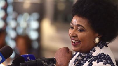 "Anti-Apartheid Crusader, ""Mother of the Nation"" Winnie Madikizela-Mandela Dies at 81"