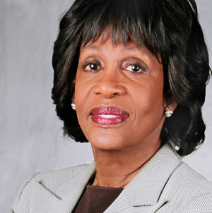 """TIME Magazine Names California Congresswoman Maxine Waters """"One of the Most Influential People in the World"""""""