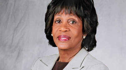 "TIME Magazine Names California Congresswoman Maxine Waters ""One of the Most Influential People in the World"""