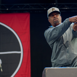 Hip-hop Legend Chuck D Praises NNPA's Black Voter Drive; Criticizes Mainstream Media's Coverage of XXXTentacion