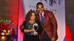 Grey's Anatomy Star Chandra Wilson Honored at WomenHeart's Annual Wenger Awards