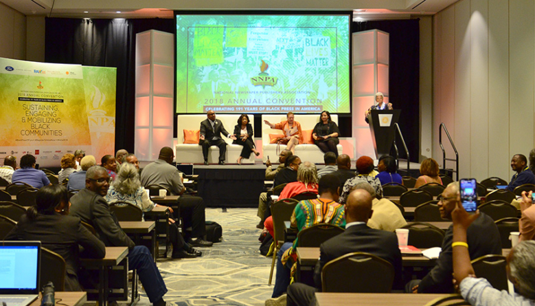 The Black Press Challenges Fake News at Annual Conference
