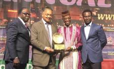 PRESS ROOM: African Renaissance and Diaspora Network, Inc., President and CEO, Dr. Djibril Diallo Receives Rainbow PUSH Coalition 2018 International Humanitarian Award