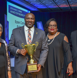 Miami Times Dominates 2018 NNPA Foundation Merit Awards; Houston Forward Times Karen Carter Richards Earns 2018 NNPA Publisher of the Year Award