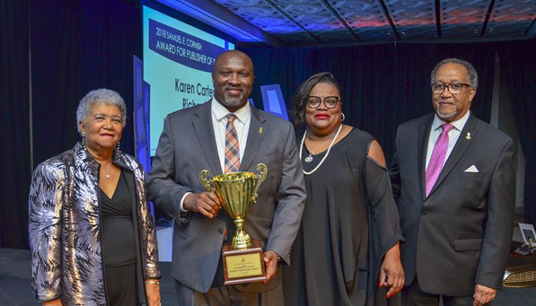 Miami Times Dominates 2018 NNPA Foundation Merit Awards; Houston Forward Times Karen Carter Richards Earns 2018 NNPA Publisher of the Year Award