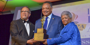 """Conscience of the Nation"" Rev. Jesse Jackson, Sr., Honored with 2018 Lifetime Legacy Award"