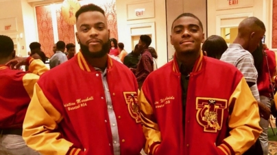 Tuskegee University's Dynamic Pitcher-Catcher Duo Participate in MLB's All-Star Futures Game